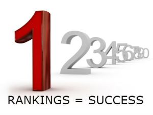 Rankings = Success